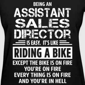 Assistant Sales Director - Women's T-Shirt