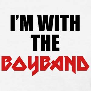 I'm with the boyband T-Shirts - Women's T-Shirt