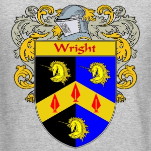Wright Coat of Arms/Family Crest - Crewneck Sweatshirt