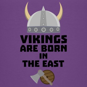 Vikings are born in the East Sxli7 Baby & Toddler Shirts - Toddler Premium T-Shirt