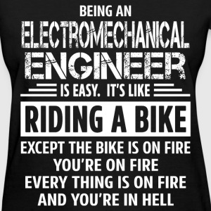 Electromechanical Engineer - Women's T-Shirt