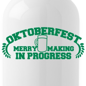 OKTOBERFEST Merry Making in progress Accessories - Water Bottle