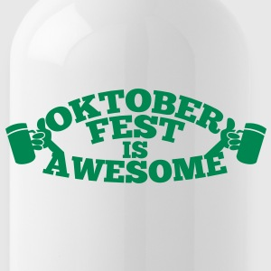 OKTOBERFEST is AWESOME Accessories - Water Bottle