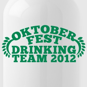 OKTOBERFEST DRINKING team 2012 Accessories - Water Bottle