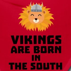 Vikings are born in the South Slbx6 Caps - Bandana