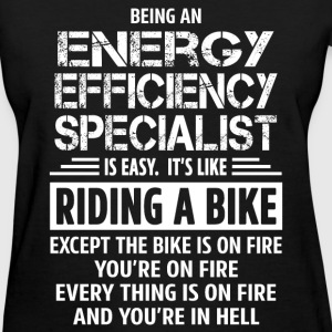Energy Efficiency Specialist - Women's T-Shirt