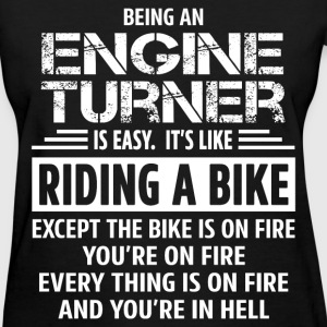 Engine Turner - Women's T-Shirt