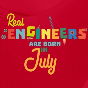 Engineers are born in July S6n9z Caps - Bandana