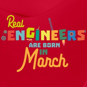 Engineers are born in March Se8bc Caps - Bandana