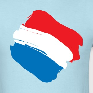 Flag of Netherlands T-Shirts - Men's T-Shirt