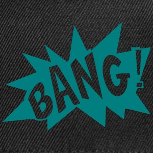 Bang! - Snap-back Baseball Cap
