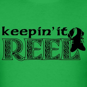 Keepin' It Reel - Men's T-Shirt
