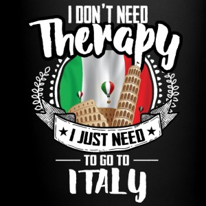 Countries Therapy Italy Mugs & Drinkware - Full Color Mug