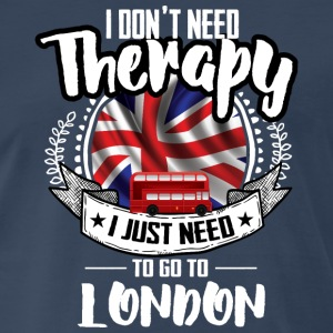 Cities Therapy London T-Shirts - Men's Premium T-Shirt