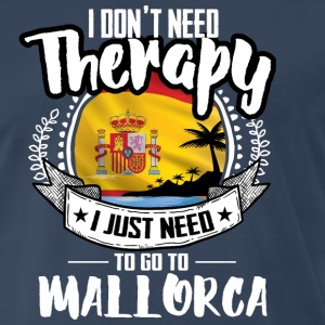 Country Therapy Mallorca T-Shirts - Men's Premium T-Shirt