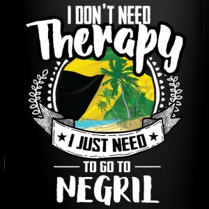 Cities Therapy Negril Mugs & Drinkware - Full Color Mug