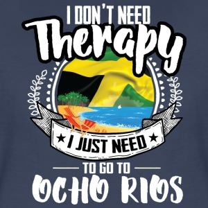 Cities Therapy Ocho Rios T-Shirts - Women's Premium T-Shirt