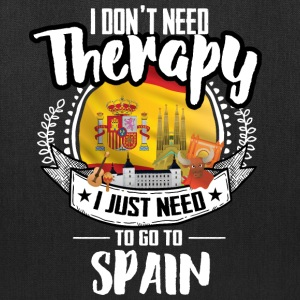 Countries Therapy Spain Bags & backpacks - Tote Bag