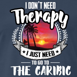 Countries Therapy Caribic T-Shirts - Men's Premium T-Shirt