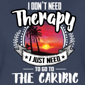 Countries Therapy Caribic T-Shirts - Women's Premium T-Shirt