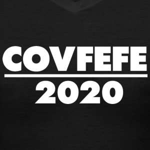 Covfefe T-Shirts - Women's V-Neck T-Shirt