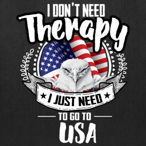 Countries Therapy USA Bags & backpacks - Tote Bag