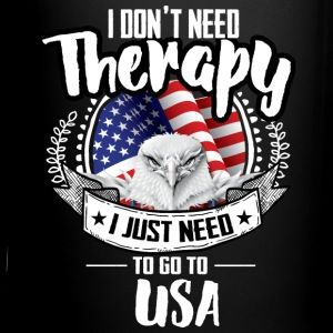 Countries Therapy USA Mugs & Drinkware - Full Color Mug
