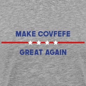 Trump Covfefe T-Shirts - Men's Premium T-Shirt