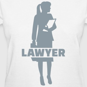 Lawyer T-Shirts - Women's T-Shirt
