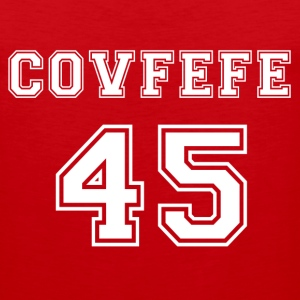 Covfefe 45 tank top - Men's Premium Tank