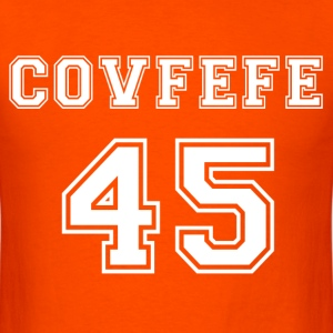 Covfefe 45 men's t-shirt - Men's T-Shirt