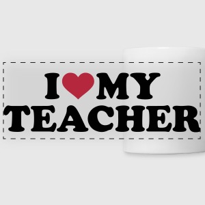 Teacher Mugs & Drinkware - Panoramic Mug