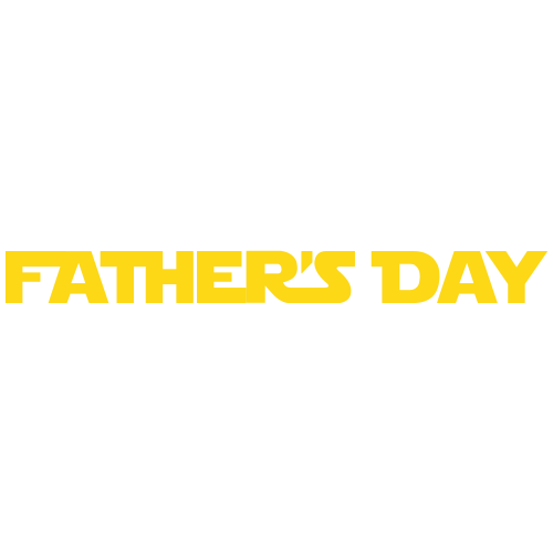 It's Father's Day Luke