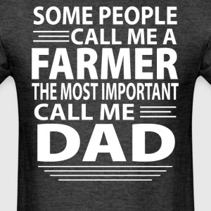 Farmer Dad - Men's T-Shirt