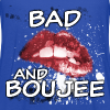 BAD AND BOUJEE - Women's Flowy Tank Top by Bella