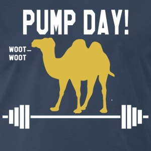 Pump Day! T-Shirts - Men's Premium T-Shirt