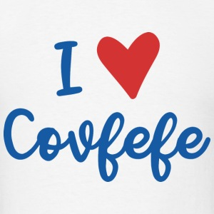 I Love Covfefe - Men's T-Shirt