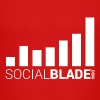 Social Blade Red Kids Premium T-Shirt - Kids' Premium T-Shirt