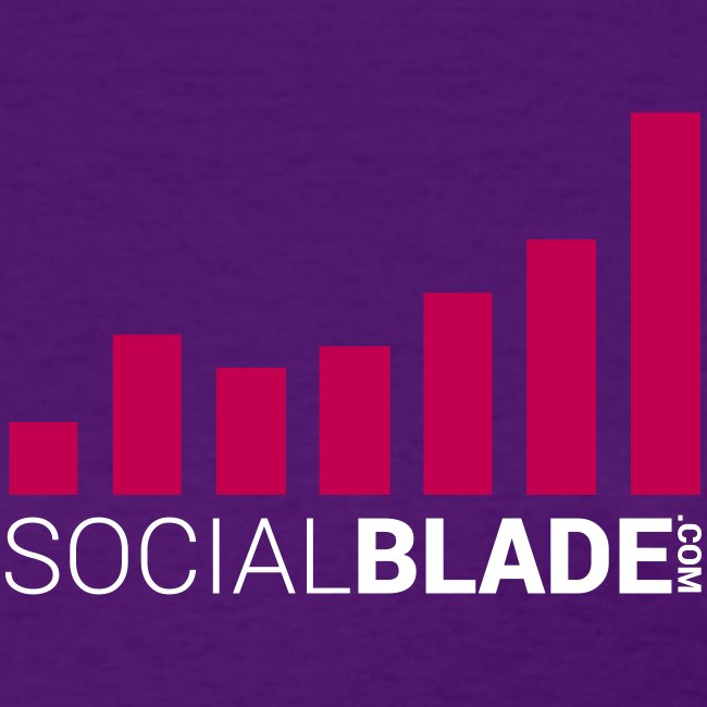 Social Blade Purple Women's Shirt