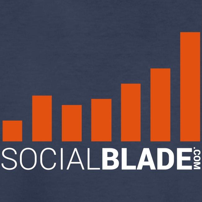 Social Blade Orange Toddler Premium T-Shirt