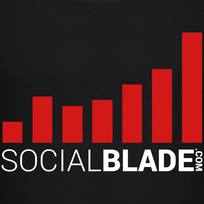 Kids Social Blade Traditional Logo T-Shirt