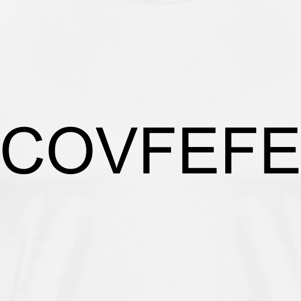 Covfefe Donald Trump - Men's Premium T-Shirt