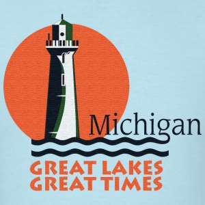 Great Lakes Great Times T-Shirts - Men's T-Shirt