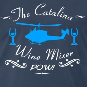 The Catalina Wine Mixer T-Shirts - Men's Premium T-Shirt