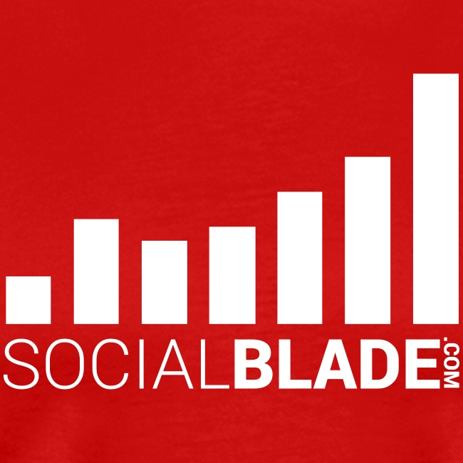 Social Blade 2017 - Traditional (Red)