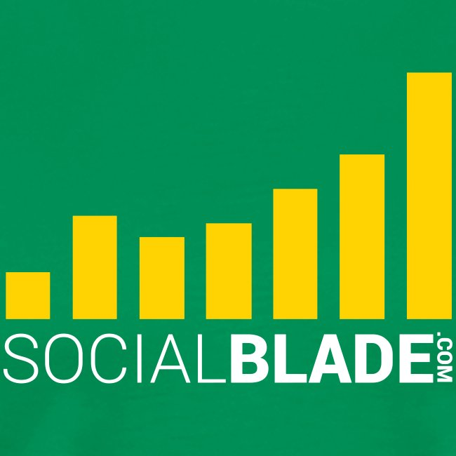 Social Blade 2017 - Traditional (Green 2)