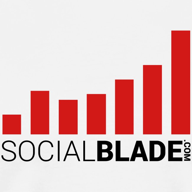 Social Blade 2017 - Traditional (White 2)