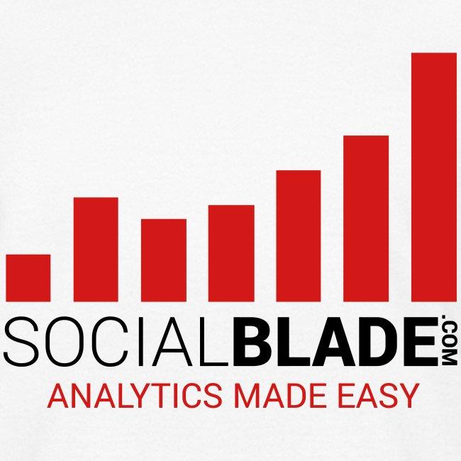 Social Blade (2017) - Kids (White) (Easy)