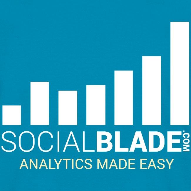 Social Blade (2017) - Kids (Turq) (Easy)
