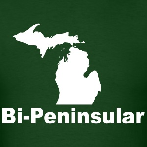 Bi-Peninsular T-Shirts - Men's T-Shirt